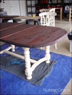 **Noting Grace**: New Dining Room Table!