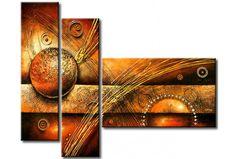 Abstract Canvas Art, Canvas Wall Art, Mosaic Wall Art, Sun Art, Panel Art, Kandinsky, Hanging Art, Art Techniques, Modern Art