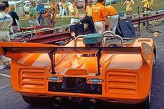 Peter gethin McLaren M-8D 1970
