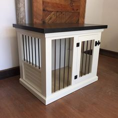 Great Cost-Free Single Dog Kennel, Handmade, Solid Wood Thoughts A secure area . Great Cost-Free Single Dog Kennel, Handmade, Solid Wood Thoughts A secure area for your dog A dog Decor, Furniture, Wood, Kennel, Kennel Cover, Solid Wood, Farmhouse Style, Indoor, Hardwood