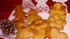 Medovníčky – zaručene hneď mäkké: Najlepší recept za celé roky, čo pečiem! Gingerbread Cookies, Gingerbread Recipes, Waffles, Dairy, Cheese, Breakfast, Cake, Desserts, Food