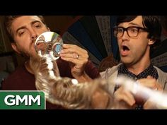 4 Party Tricks Everyone Should Know - Good Mythical Morning