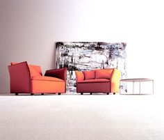 Sofas | Seating | Darwin | ARFLEX | Carlo Colombo. Check it out on Architonic