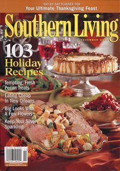 November 2003 | 103 Holiday Recipes
