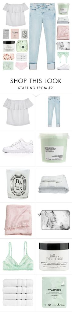 """- like to join taglist"" by peachy-clean ❤ liked on Polyvore featuring Olive + Oak, Zara, NIKE, Davines, Diptyque, Frette, H&M, Casetify, Prada and philosophy"