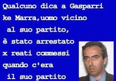il popolo del blog,notizie,attualità,opinioni : Qualcuno dica a Gasparri ke Marra, uomo vicino al ...