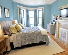 Color My Room :: My Colortopia, this website let's you see what your room would look like painted in different colors