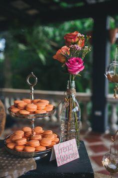 Beachside Puerto Rico Destination Wedding from Rebekah J. Murray - wedding dessert table idea