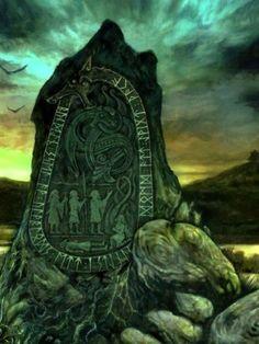 Community about Norse Mythology, Asatrú and Vikings. Rune Viking, Viking Life, Viking Art, Viking Warrior, Viking Metal, Viking Symbols, Viking Knotwork, Nordic Symbols, Wiccan Symbols