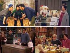 Thanksgiving episodes! All classic!