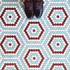 #ihavethisthingwithfloors Foot and floor