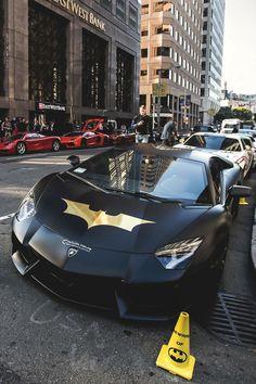 Lamborghini Bat-Aventador