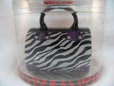 Purple Black Zebra Print Coffee Cup Mug 14 oz Gift Package NEW | Collectibles, Decorative Collectibles, Mugs, Cups | eBay!