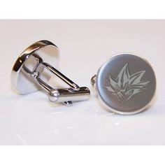YU-GI-OH Stainless Steel Cufflinks
