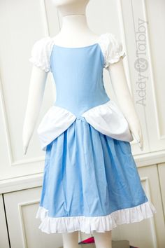 Cinderella dressup Everyday Princess girls boutique dress / costume on Etsy, $75.00