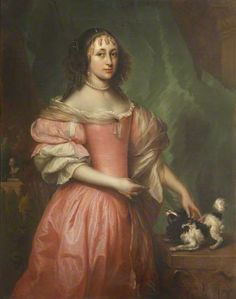 Princess Henrietta-Anne 'Minette' (1644–1670), Duchess of Orléans by Jan de Baen