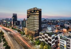 A new icon in the heart of Gangnam-gu, one of Seoul's largest districts, this 15-story building unites more than 500 Shinsegae employees who were previously ...