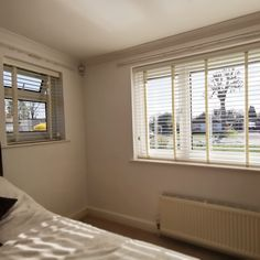 Wood venetian blinds for bedroom Blinds Inspiration, Made To Measure Blinds, Bedroom Blinds, Brighton And Hove, Venetian, Valance Curtains, Contemporary, Wood, Home Decor