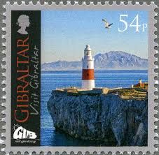 lighthouse on postage stamps