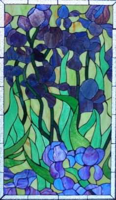 It's stained glass.love these colors,the composition ✿✿ڿڰۣ(̆̃̃-->Donna-NYrockphotogir@twitter.com / My Favs ss