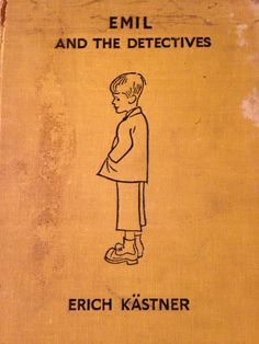 Lovely old vintage edition of #Emil and the Detectives
