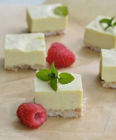 Lemony Cheesecake Bites: Gluten Free, Vegan, Raw via season2seasoneating.com