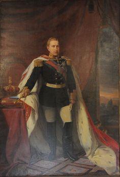 Dom Luís I,  O Popular, trigésimo segundo rei de Portugal, filho de Dom Fernando I,  e de Maria II, rainha de Portugal, nasceu em Lisboa a 31 de Dezembro de 1838 e morreu em Cascais a 19 de Outubro de 1889, casou com Maria Pia de Sabóia. Reinou 1861-1889.