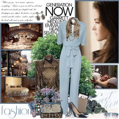 """Generation now"" by helleka ❤ liked on Polyvore"