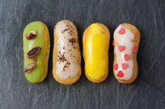 Come si fanno i bignè? Cream Puff Recipe, Cannoli, Eclairs, Hot Dogs, Drinks, Eat, Ethnic Recipes, Sprouts, Drinking