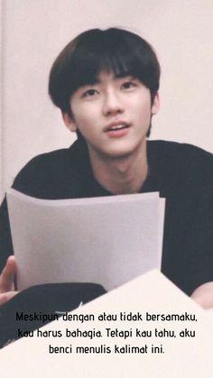 Na Jaemin nct lockscreen quote Sad Texts, Wattpad Quotes, Jisung Nct, Na Jaemin, Mood Quotes, Qoutes, Dan, Husband, Kpop