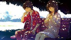 Tags: Anime, Original, Loundraw