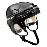 Bauer 4500 Hockey Helmet offers quick tool free adjustments and is a leader in comfort. Hockey Helmet, Hockey Gear, Helmet Design, National Hockey League, Ice Hockey, Sports Equipment, Physical Fitness, Classic Looks, Bicycle Helmet