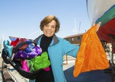 """For the month of June, we are excited to recognize Dr. Sylvia Earle as our Bag Hero! Dr. Earle is an oceanographer, explorer, author, and lecturer. She is a National Geographic Society Explorer-in-Residence,   and first """"Hero for the Planet"""" by Time magazine. She has been the chief scientist of NOAA and is the chair of the Advisory Council of the Harte Research Institute. She has authored more than 190 scientific, technical, and popular publications; lectured in more than 80 countries"""