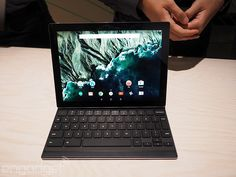 Say hello to the first-ever Android tablet built by Google. It's the Pixel C, and just like how the Chromebook Pixel was the creme de la creme of...