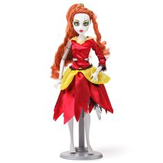 ThinkGeek :: Once Upon a Zombie Dolls :: Belle Zombie Princess, Disney Princess, The Little Mermaid, My Little Pony, Original Fairy Tales, Novi Stars, Wow Wee, Porcelain Dolls Value, Zombie Dolls