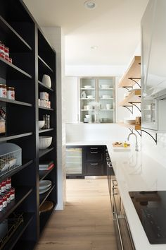 Click thru to see layout. A nice feature - a butler's pantry adjacent to the kitchen for extra work space and storage