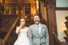 Loose Mansion | Kansas City Wedding | Heirloom Photography