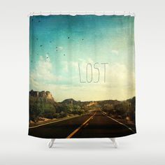 #Lost #ShowerCurtain by Sylvia Cook Photography - $68.00  #homedecor