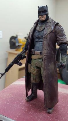 BvS Knightmare Batman (Batman) Custom Action Figure