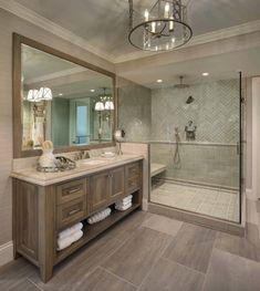 Finest small bathroom shower curtain ideas to refresh your home - Modern Small Bathroom With Shower, Bathroom Shower Curtains, Modern Bathroom, Master Bathroom, Master Bedrooms, Beach House Bathroom, Diy Shower, Minimalist Bathroom, Shower Ideas