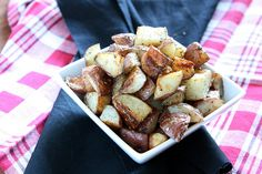 Oven Roasted Potatoes 010 by Hungry Housewife, via Flickr