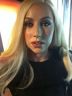 Gaga  Madam Tussauds NY