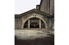 Detroit, ciudad abandonada