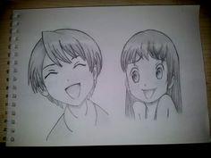 Chibi drawing 1