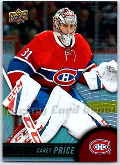 Canadian Hockey Cards Tim Horton's Cards for sale - finish your sets here. Nhl, Deck Cost, Goalie Mask, Tim Hortons, New Deck, Sports Figures, Hockey Cards, Montreal Canadiens, Sports Games