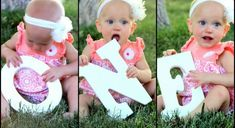 22 Fun Ideas For Your Baby Girl& First Birthday Photo Shoot baby stuff First Birthday Presents, First Birthday Themes, Baby Girl 1st Birthday, First Birthdays, Birthday Diy, 1st Birthday Party Ideas For Girls, First Birthday Decorations Girl, Card Birthday, Birthday Cakes