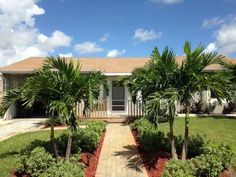 West Palm Beach Vacation Rental - VRBO 498113 - 3 BR Florida South East House in FL, Charming Cottage in the Center of All Attractions