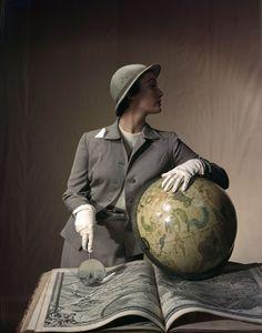 The Pioneering Vision of Louise Dahl-Wolfe - HarpersBAZAAR.com