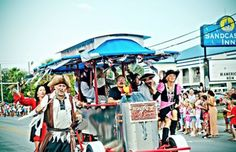 Thar she blows! The Tybee Island Pirate Fest is this coming weekend! Where are all of our pirates out there?