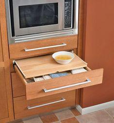 1000 images about muebles para hornos micro on pinterest for Poner muebles de cocina
